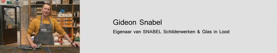 Schildersbedrijf Nijmegen Gideon Snabel