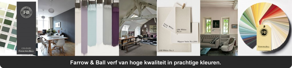 Schilder Nijmegen Farrow and Ball